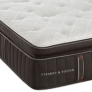 Stearns & Foster® Sonya Leigh Luxury Plush European Pillow-Top - Mattress Only