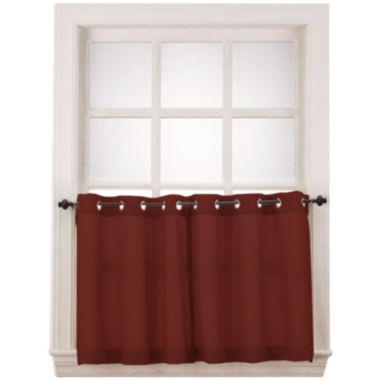 jcpenney.com | Montego Grommet-Top Window Tiers