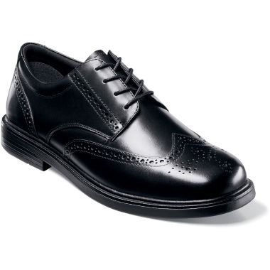 jcpenney.com | Nunn Bush® Eagan Mens Wingtip Oxfords