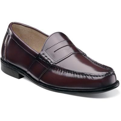 2b9b4500178cd Nunn Bush® Kent Men s Moc Toe Dress Penny Loafer