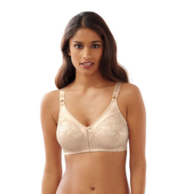jcpenney.com | Bali® Double Support® Spa Closure® Wireless Bra - 3372