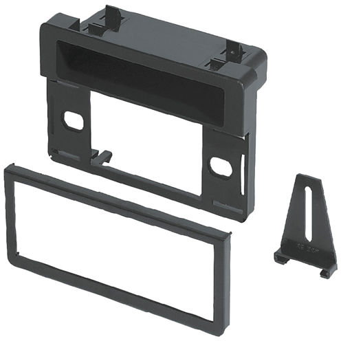 Best Kits and Harnesses BKFMK542 In-Dash Installation Kit (Ford F-150/250/350; Mustang; Mark LT; Montego 2004–2008; Ford F-150 2009; Escape 2008–2009 Non-Navigation Double-DIN)