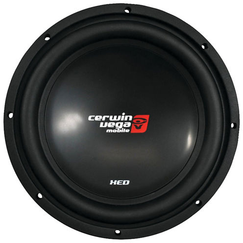 Cerwin-Vega Mobile XED10 XED Series SVC 4? Subwoofer