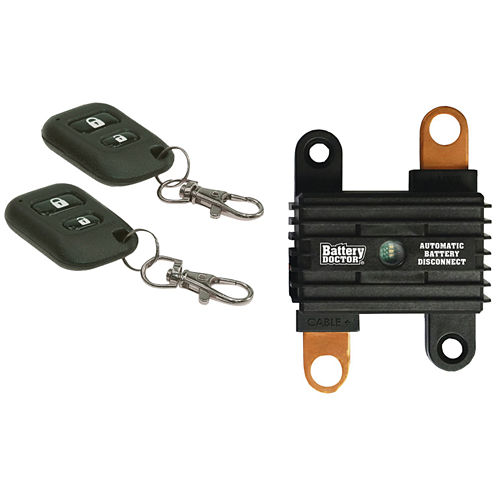 Battery Doctor 20395 Battery Life Preserver Automatic Battery Disconnect Switch