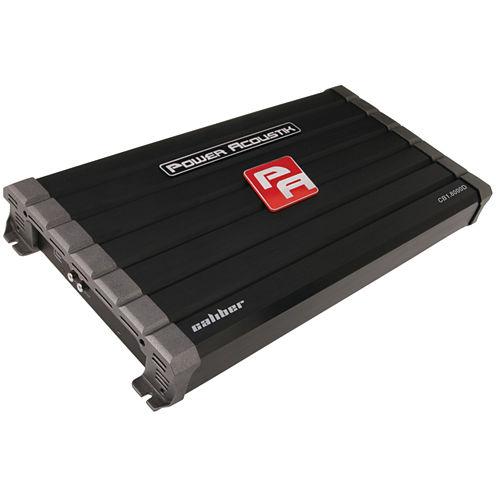 Power Acoustik CB1-8000D Caliber Series MonoblockClass D Amp (8;000 Watts max)