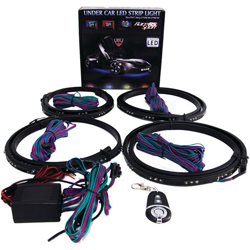 Race Sport Inc. LEDUNDERKIT RGB Flexible Custom-Tube LED Kit