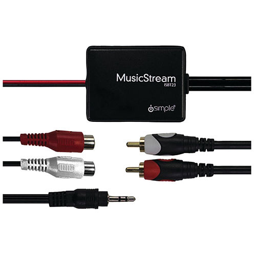 PAC Audio ISBT23 MusicStream Bluetooth Audio Receiver