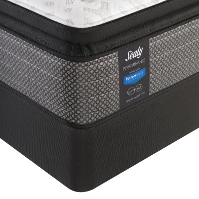 Sealy Performance Davlin Plush Pillowtop Mattress Box