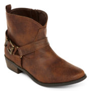Arizona Barbaralynn Girls Ankle Boots - Little Kids