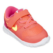 Nike® Flex 2015 Girls Running Shoes - Toddler