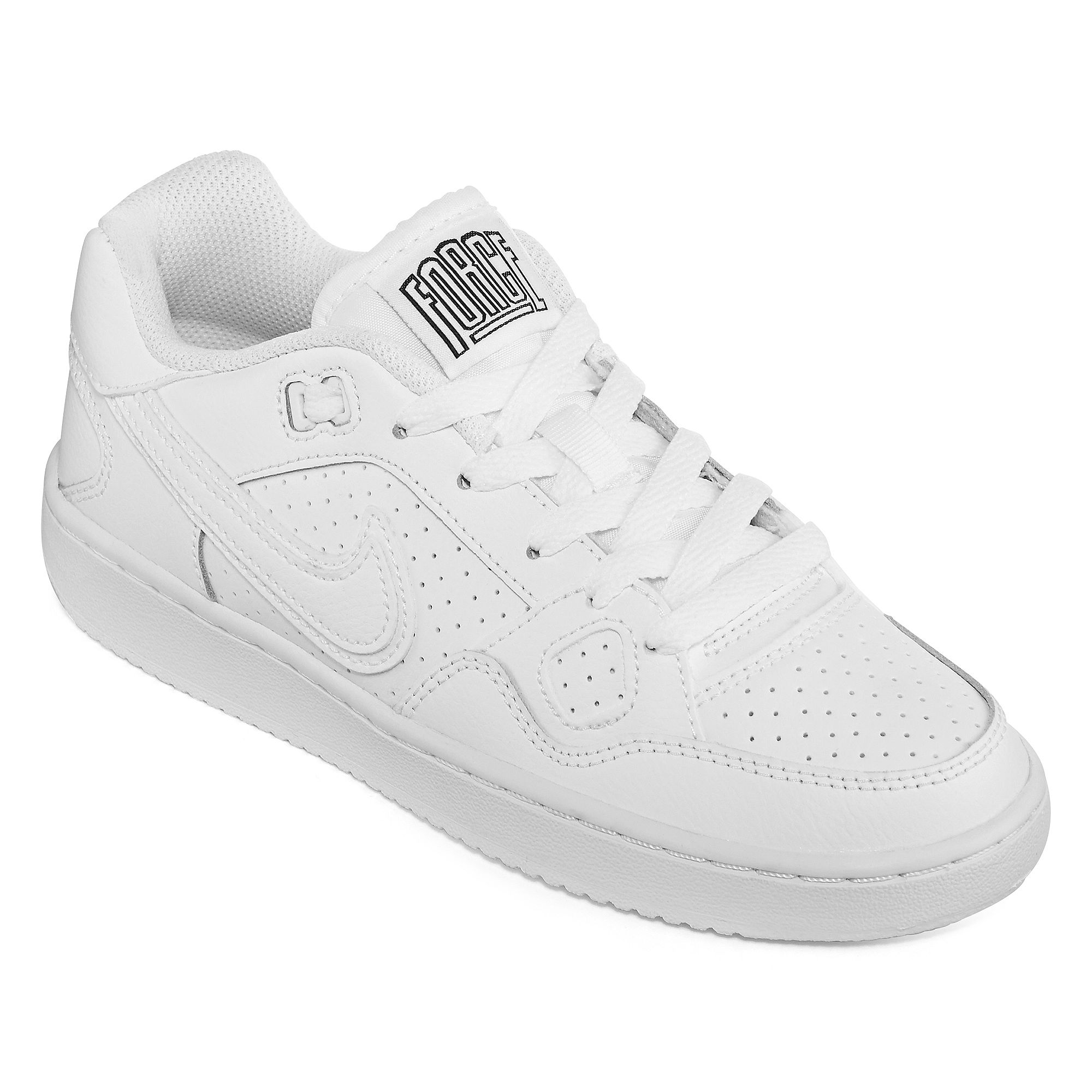 UPC 091202934712 - Nike Sons of Force Boys Low-Top Basketball ...
