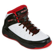 AND 1® Coach Boys Mid-Top Basketball Shoes - Big Kids