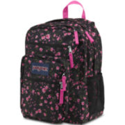 Jansport® Big Student Lipstick Pink Tea Rose Backpack