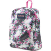 Jansport® Superbreak Vintage Floral Backpack