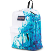 Jansport® Superbreak Blue Dip Dye Backpack