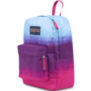 Jansport® Superbreak Purple Night Ombre Backpack