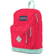 Jansport® City Scout Flourescent Red Backpack