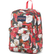 Jansport® Digibreak Photo Floral Backpack
