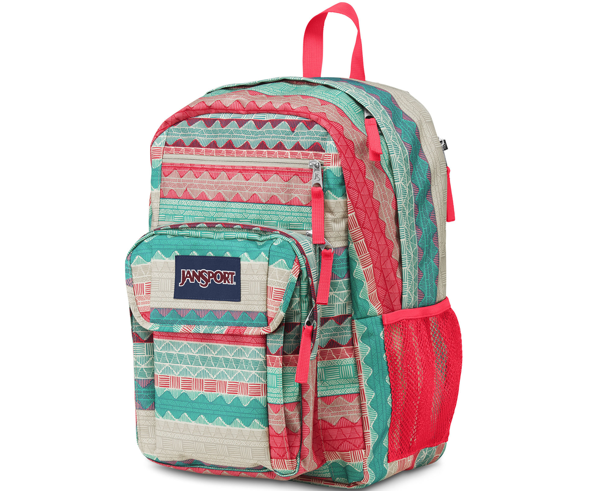 Jansport Digital Big Student Backpack - Crazy Backpacks