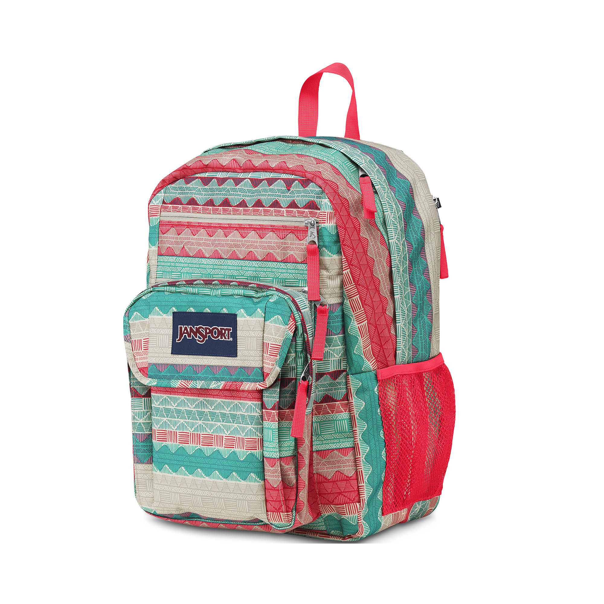 UPC 885929456714 - Jansport Digitial Big Student Boho Stripe ...