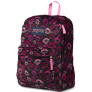 Jansport® High Stakes Pucker Up Lips Backpack