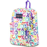 Jansport® Superbreak Rainbow XOXO Backpack