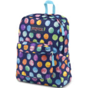 Jansport® Superbreak Water Color Spot Backpack