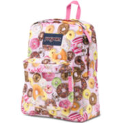 Jansport® Superbreak Assorted Donuts Backpack