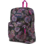 Jansport® Superbreak Concentric Fireworks Backpack