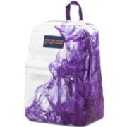Jansport® Superbreak Purple Drip Dye Backpack