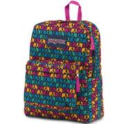 Jansport® Superbreak Ele-Fancy Backpack