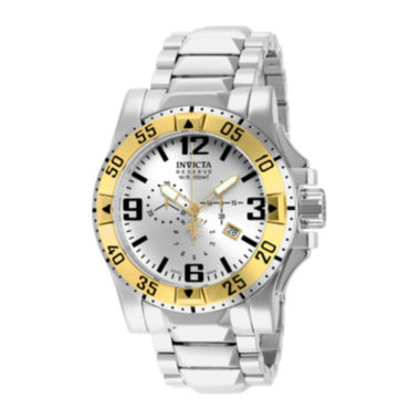 jcpenney.com | Invicta® Excursion Reserve Mens Stainless Steel Chronograph Watch 14039