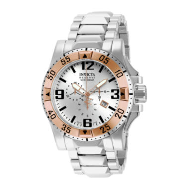 jcpenney.com | Invicta® Excursion Reserve Mens Stainless Steel Chronograph Watch 14041