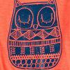 Latin Coral Owl