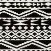 Bk/wht Tribal