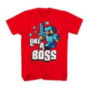 Minecraft Graphic Tee - Boys 8-20