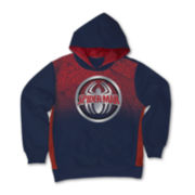 Spider-Man Pullover Fleece Hoodie - Boys 8-20
