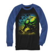 Hulk Raglan Graphic Tee - Boys 8-20