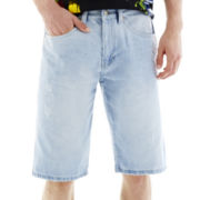 akademiks® Dewitt Denim Shorts