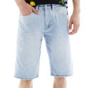 akademiks® Dewitt Denim Shorts