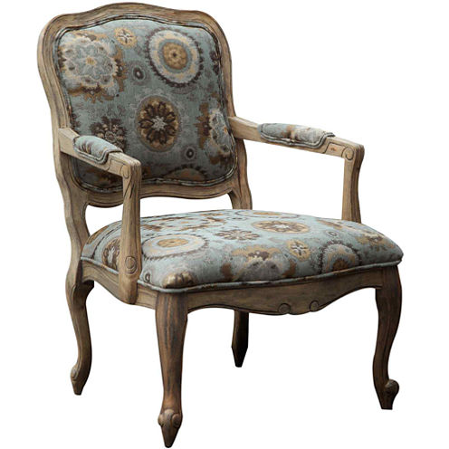 Sonia Camelback Chair