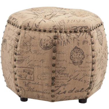 jcpenney.com | Julia Octagon Tufted Ottoman