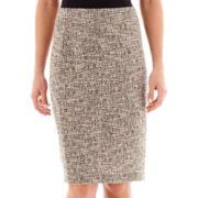 Liz Claiborne® Boucle Skirt