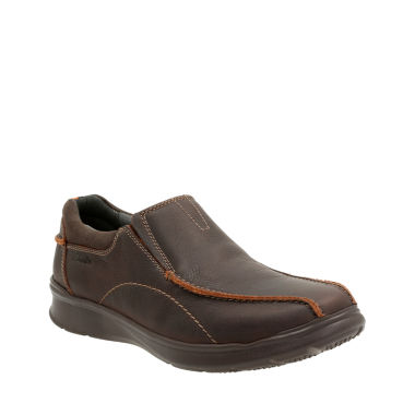 jcpenney.com | Clarks® Cotrell Step Mens Leather Casual Shoes