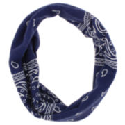 Capelli New York Kids® Wide Bandana Print Head Wrap