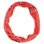 Capelli of New York Bandana Print Head Wrap