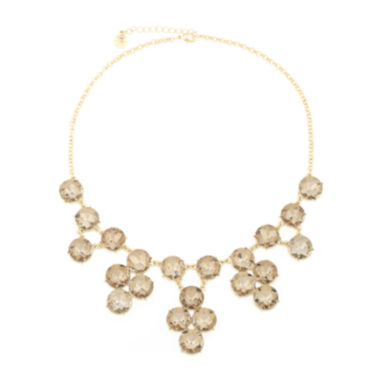 jcpenney.com | Monet® 1820 Drama Gold Necklace
