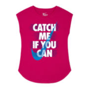 Nike® Short-Sleeve Tee - Girls 4-6x