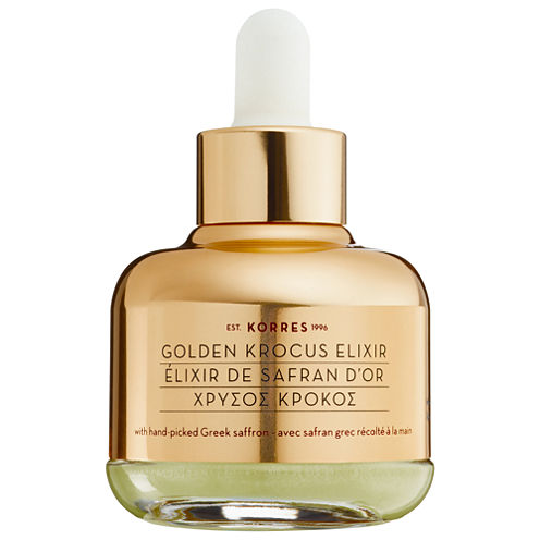 KORRES Golden Krocus Ageless Saffron Elixir Serum