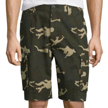 jcpenney.com | St. John's Bay® Legacy Camo Cotton Cargo Shorts